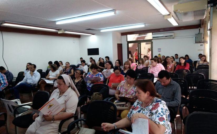 Mensaje para la Asociación Huilense de Orientadores Educativos AHDOE. Neiva,Colombia